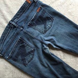 7FAM Seven For All Mankind Flynt Glacier Jeans